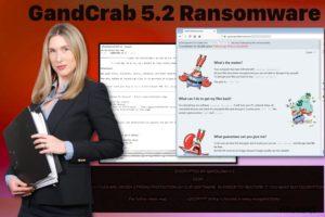 GandCrab 5.2 lunnasohjelma