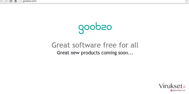 Goobzo Ltd kuvankaappaus