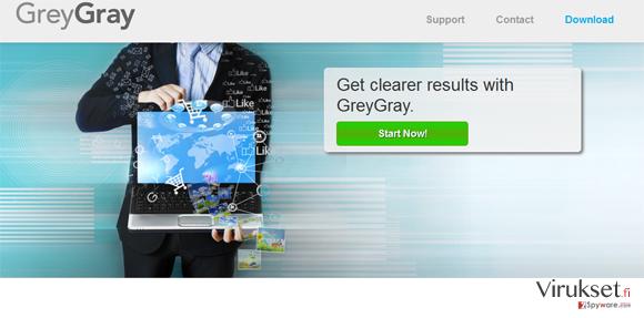 GreyGray kuvankaappaus