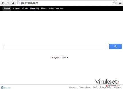 Groovorio.com virus kuvankaappaus