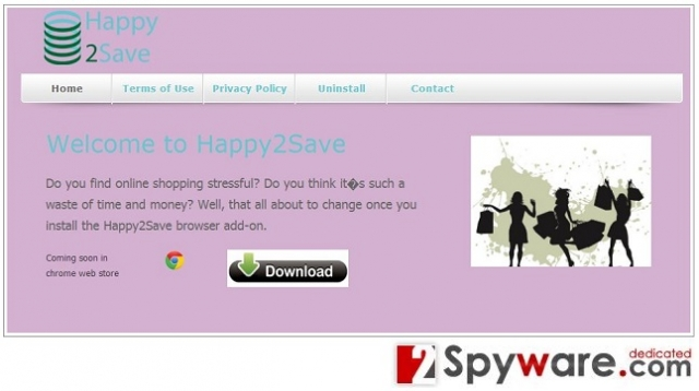 Happy2Save kuvankaappaus