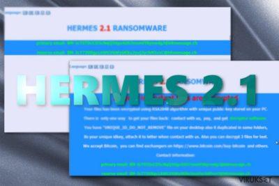 Kuva, joka näyttää Hermes 2.1 lunnasviestin