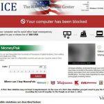 ICE virus kuvankaappaus