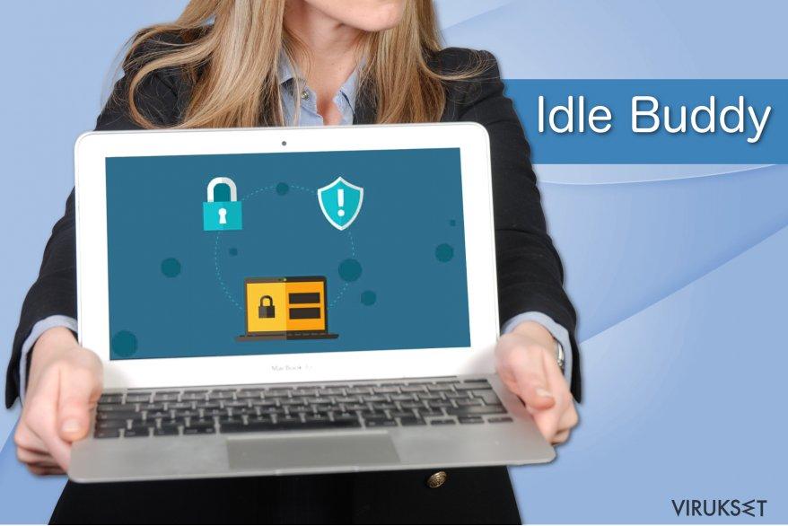 Idle Buddy viruksen esimerkki
