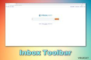 Inbox Työkalupalkki