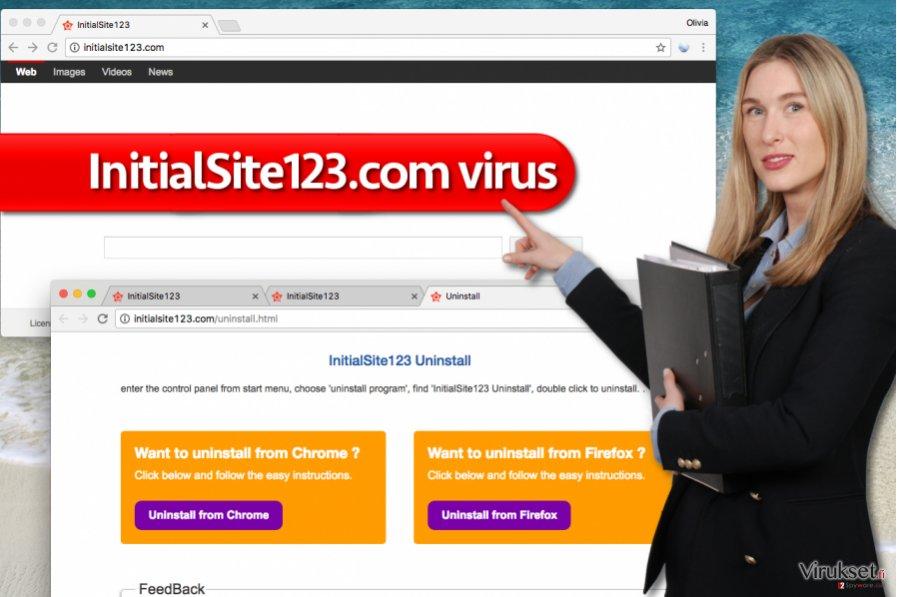 InitialSite123.com virus