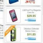 JumboDeals mainokset kuvankaappaus