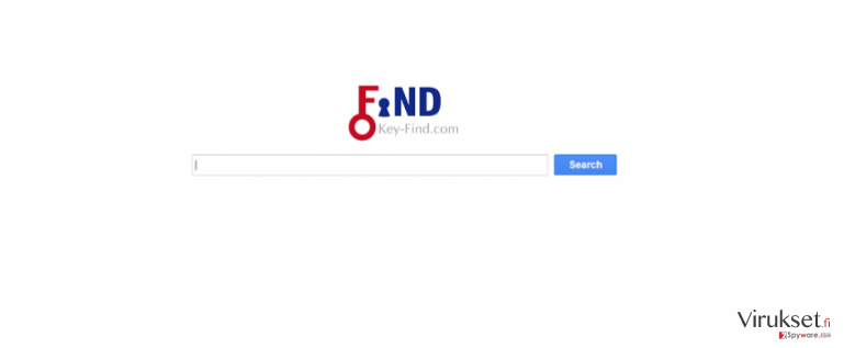 Key-Find.com virus kuvankaappaus