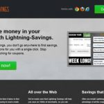 Lightning Savings virus kuvankaappaus