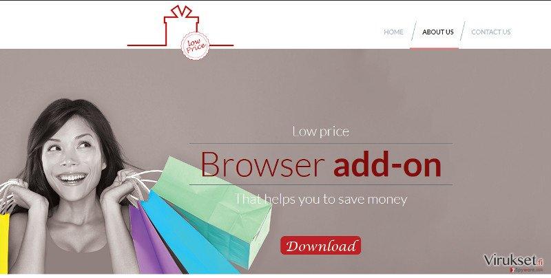LowerPrice mainokset kuvankaappaus