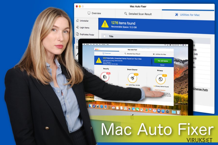Mac Auto Fixer kuva