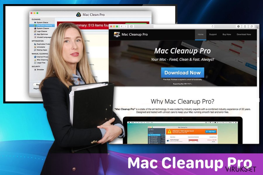 Mac Cleanup Pro PUP