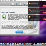 Mac Defender kuvankaappaus
