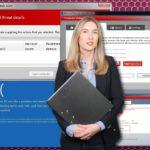 Microsoft Security Essentials Alert virus kuvankaappaus