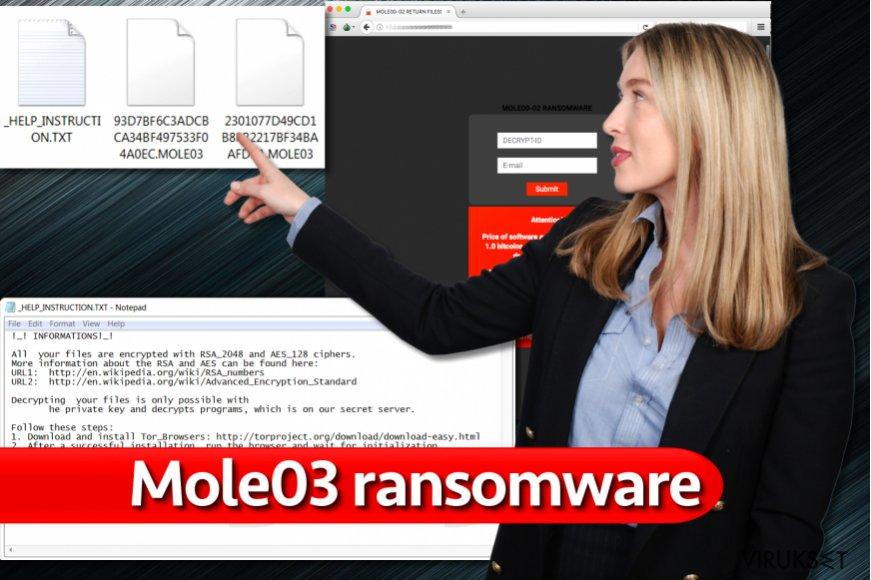.mole03 tiedoston pääte virus