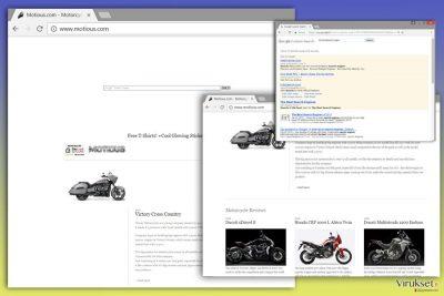Motious.com viruksen kuva