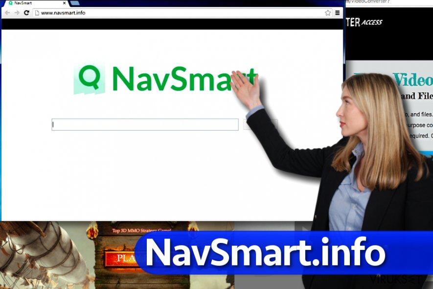 NavSmart.info kuvankaappaus