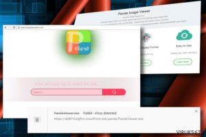 Search.pandaviewer.com virus