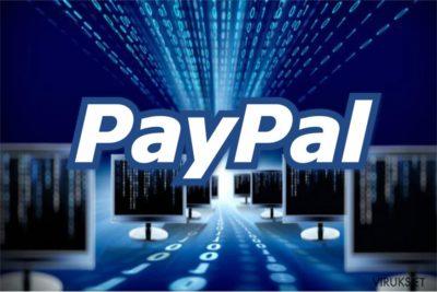 PayPal viruksen kuva