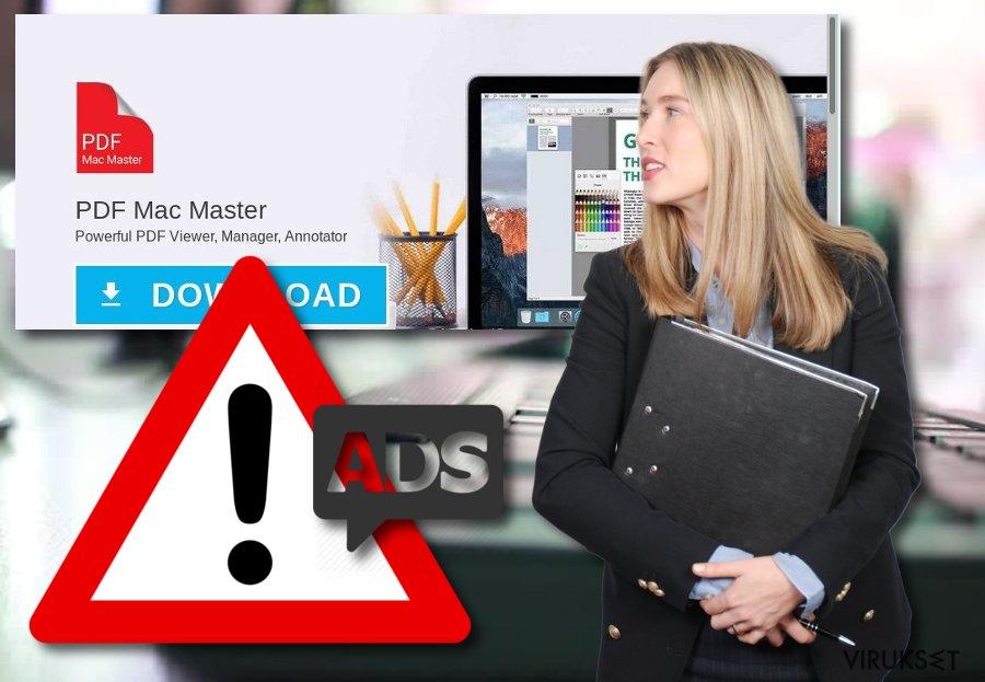 PDF Mac Master mainosohjelma