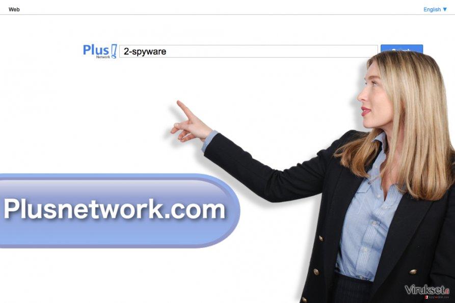 Plusnetwork.com virus