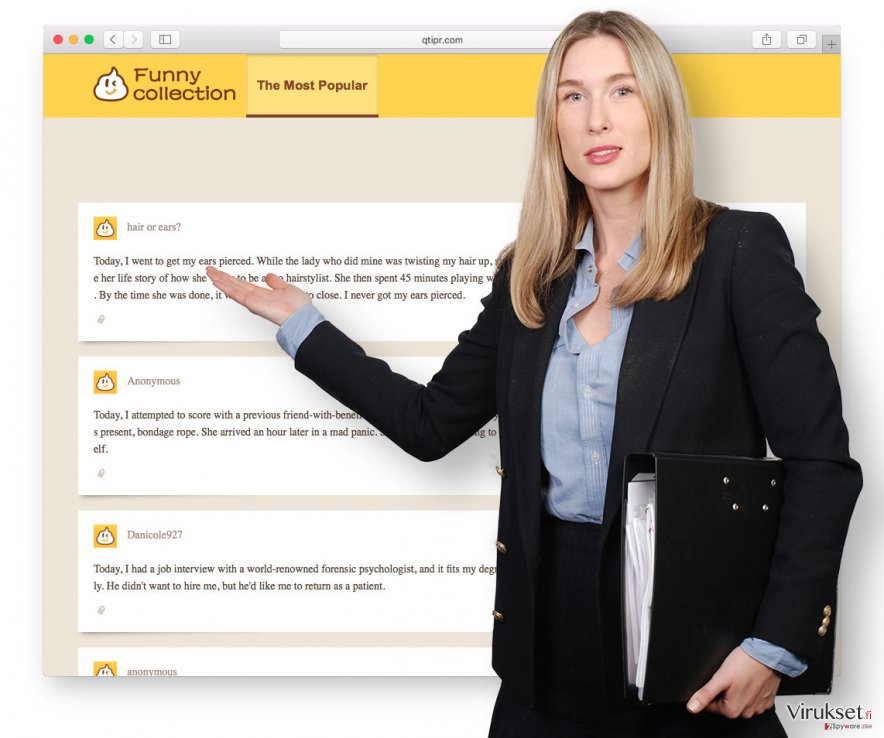Qtipr.com esimerkki