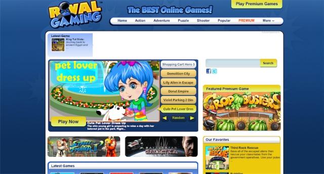 RivalGaming.com kuvankaappaus