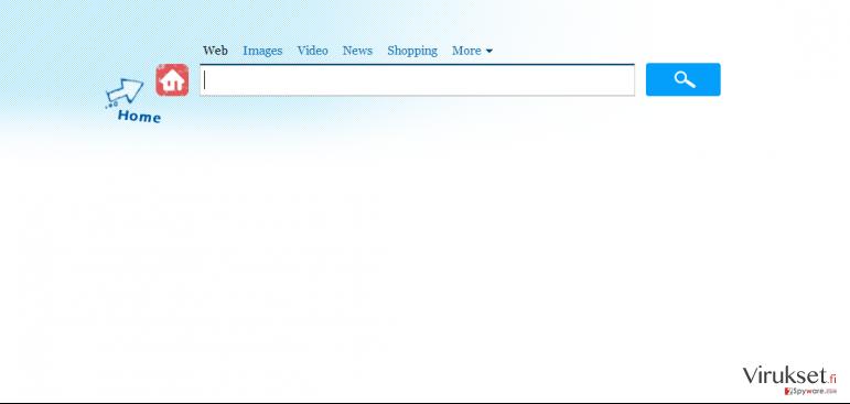 Search.genieo.com virus kuvankaappaus