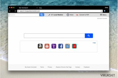 Search.hmyquickconverter.com kaappaajan kuva