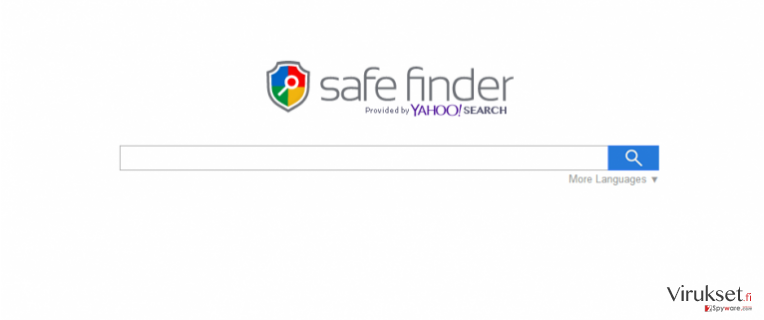 Search.SafeFinder.com kuvankaappaus