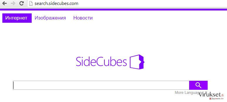 search.sidecubes.com kuvankaappaus