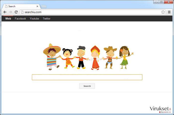 Searchiu.com virus kuvankaappaus