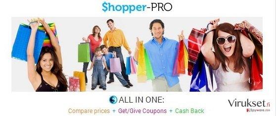 Shopper Pro kuvankaappaus