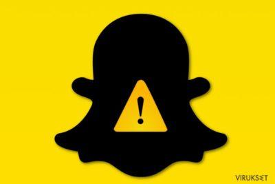 Snapchat virus kuva