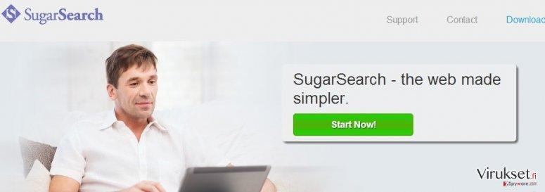 SugarSearch kuvankaappaus
