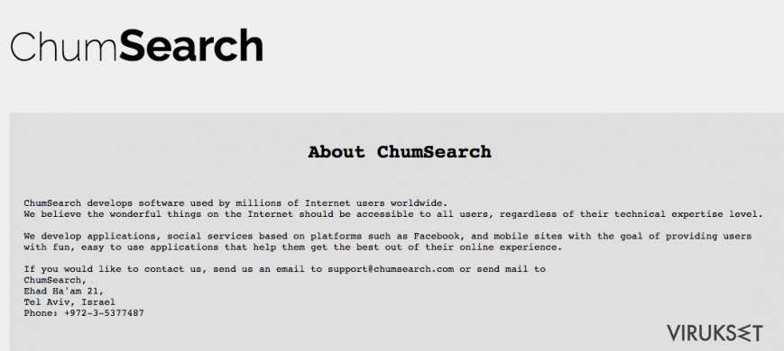 Chumsearch.com kuvankaappaus