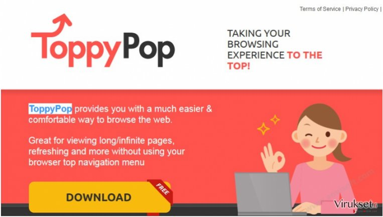 Ads by ToppyPop