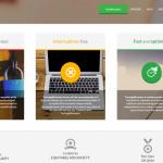 Tortuga Browser mainokset kuvankaappaus