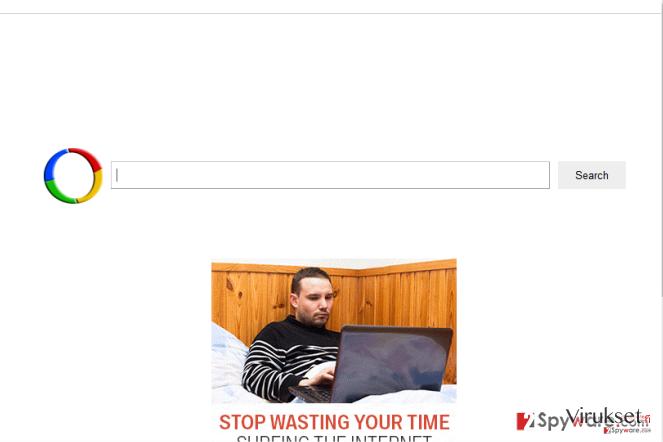 Websearch.searcholic.info virus kuvankaappaus