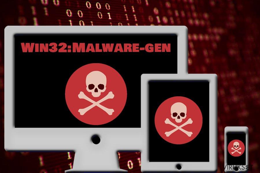 Win32:Malware-gen kuvankaappaus