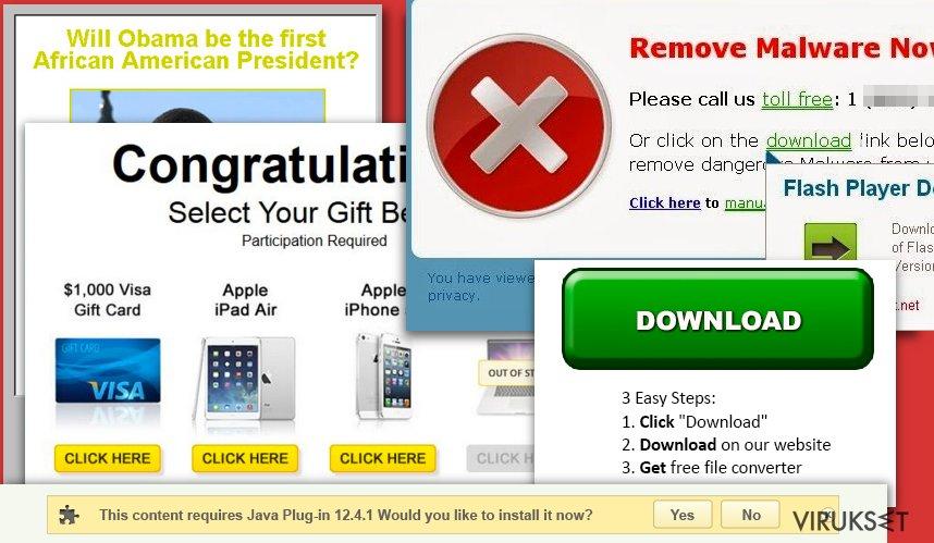 Window Raws Manager mainokset kuvankaappaus