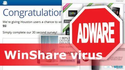 WinShare viruksen kuva