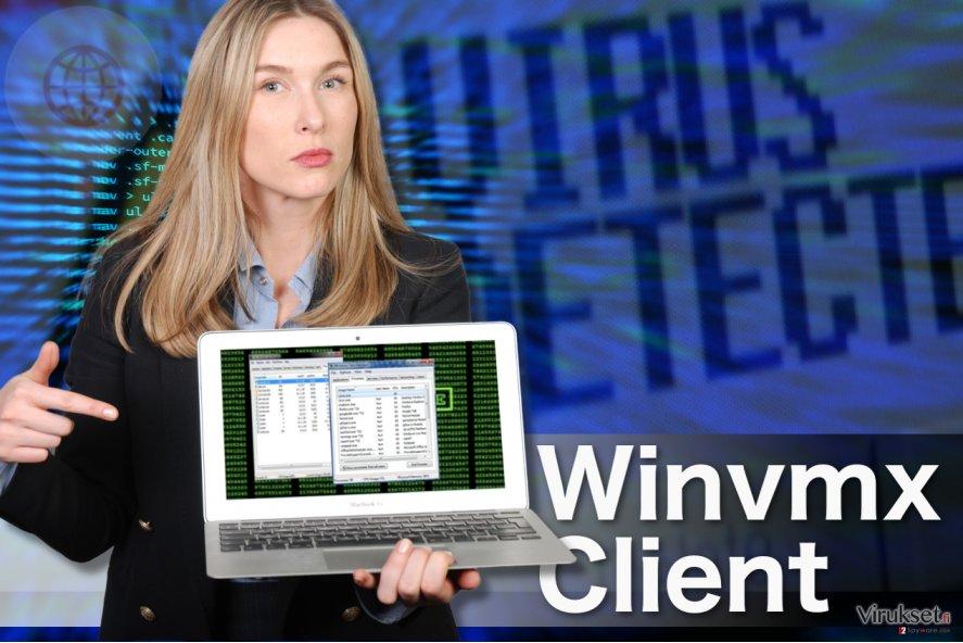 Winvmx Client viruksen kuva